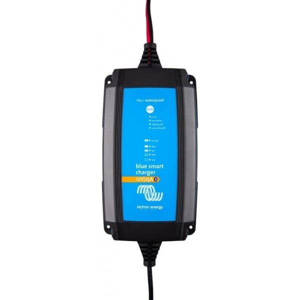 Victron Blue Smart IP65 Acculader 12/25 (1) CEE 7/16