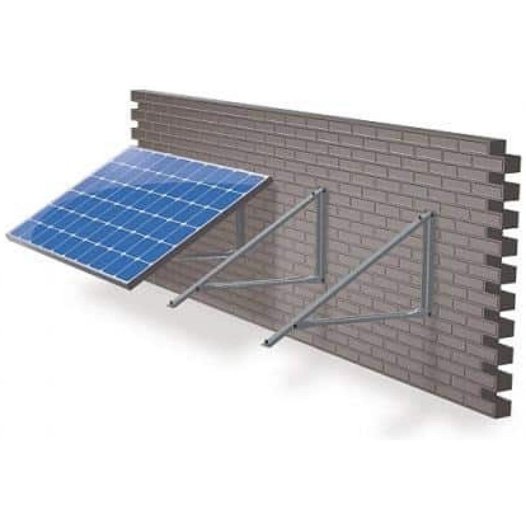 muur montage zonnepaneel