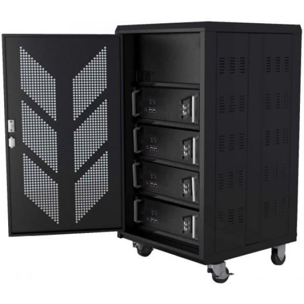 BYD B-Box 10.0 LiFePO4 accu + kast