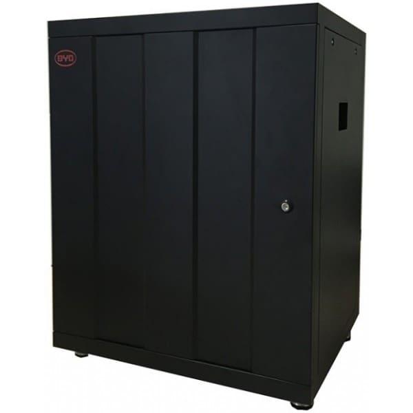 BYD B-Box 13.8 LiFePO4 accu + kast
