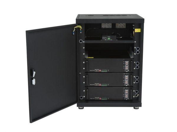 BYD B-Box 7.5 LiFePO4 accu + kast
