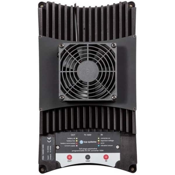 Full range automotive DC/DC TS 1600C-100