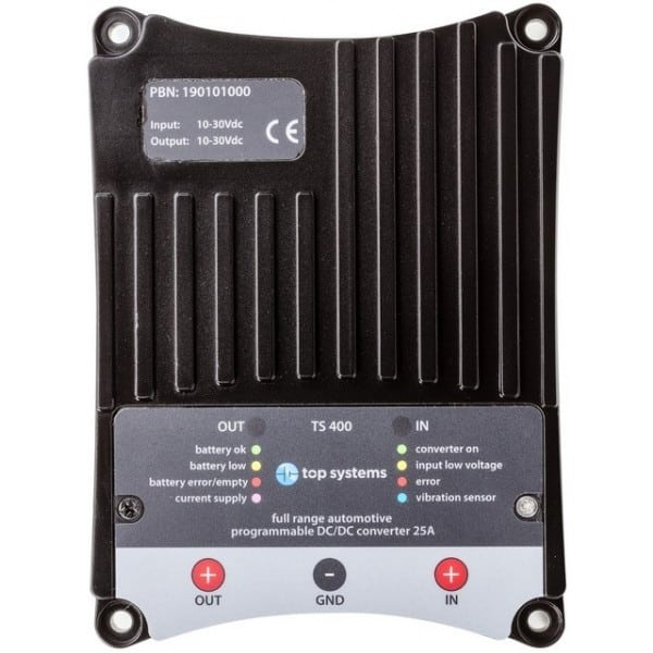 Full range automotive DC/DC TS 400-25 (2)