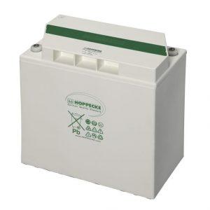 Hoppecke sun power VR L 6 - 370 accu