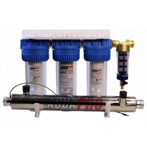 Regenwaterfilter systeem