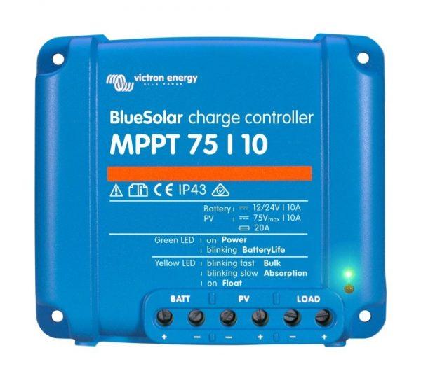 Victron BlueSolar MPPT 75/10