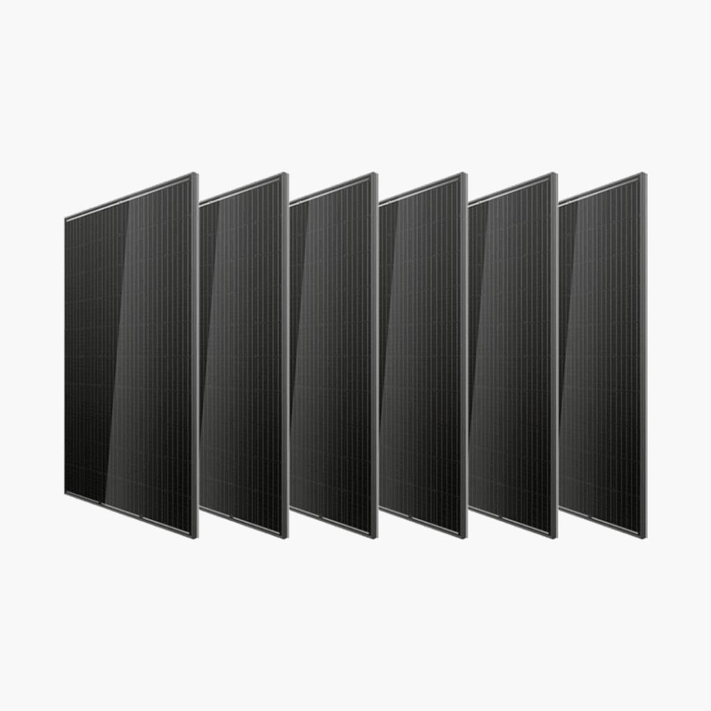 doe het zelf solar 6 panelen