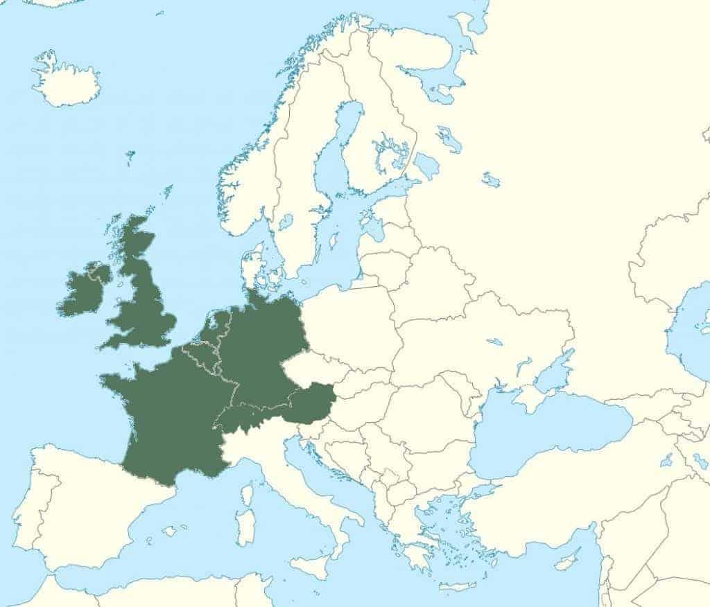 west europa