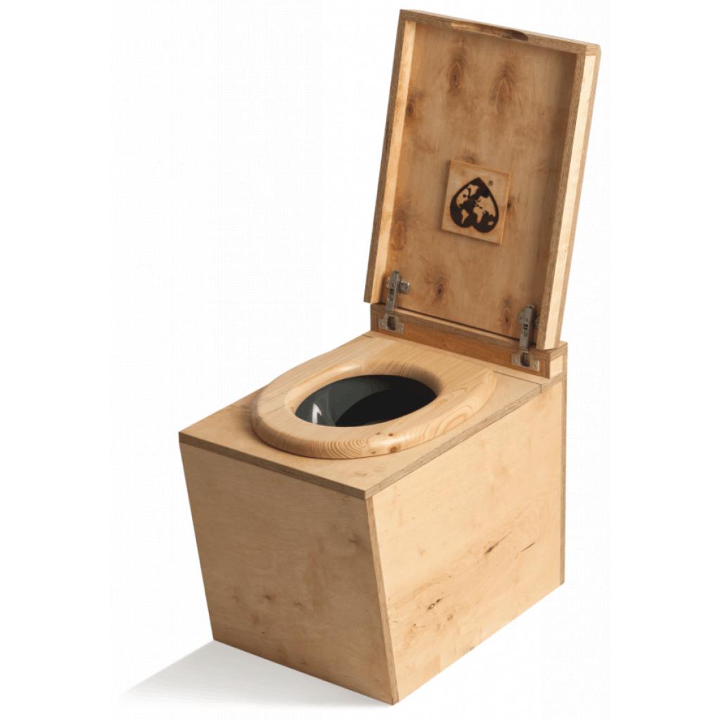 trobolo luwebloem houten droogtoilet