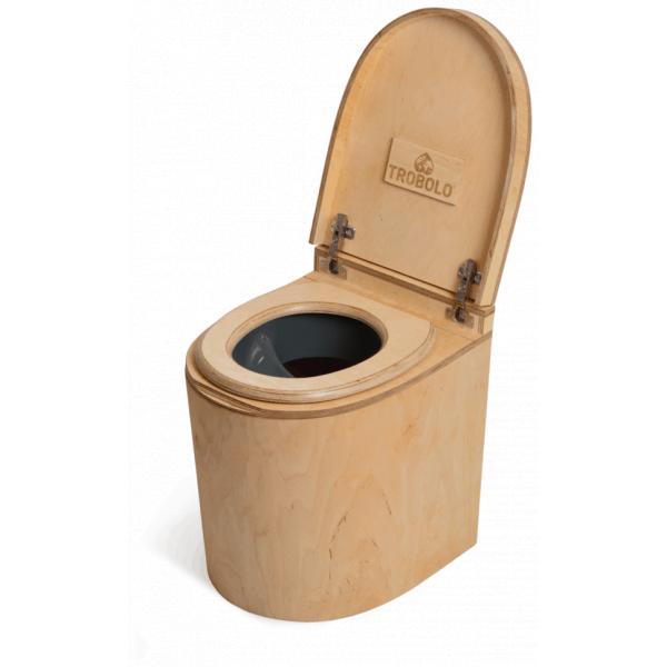 trobolo tinybloem houten droogtoilet