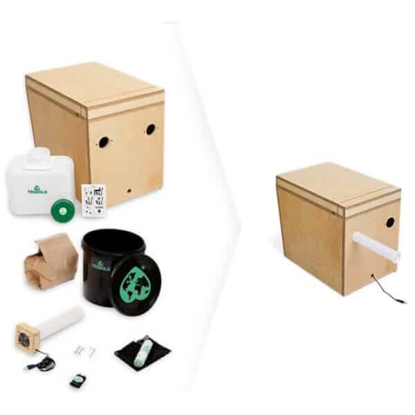 Trobolo inclusief elektrisch systeem