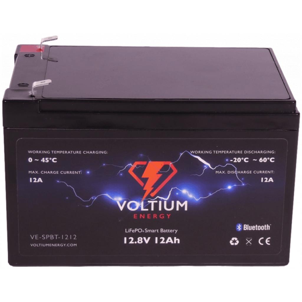 voltium 12,8v 12ah accu